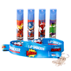 Marvel Lip Balm Lanyard | Lip Smacker - Product front facing caps fastened, with no background