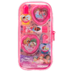 Princess Pouch Color Set | Lip Smacker | Product front facing in pouch, with no background