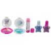 Frozen II Pouch Color Set | Lip Smacker | Product cap open - back of nail polish, with no background