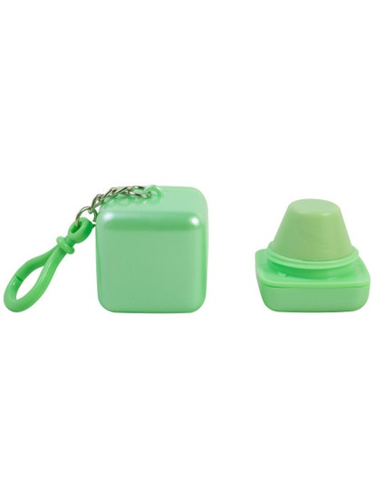 Lip Smacker | Cloud 9 Candy Cube - Mint Delight  - product front facing with open cap, with white background