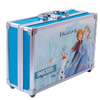 Lip Smacker | Disney Frozen II Train Case | Product angled case  closed, with no background