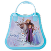 Lip Smacker | Disney Frozen II Weekender Bag | Product front facing bag closed, with no background.