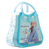 Lip Smacker | Disney Frozen II Weekender Bag | Product angled bag closed, with no background.