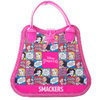 Lip Smacker | Disney Princess Weekender Bag | Product front facing bag closed, with no background
