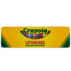Lip Smacker | 12 Piece Crayola Lip Balm Vault | Product front facing lid closed, with no background