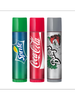 Lip Smacker | Coca-Cola Trio - products front facing with cap fastened, with white background