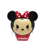 Lip Smacker | Tsum Tsum - Minnie - Strawberry Lollipop - product front facing with cap fastened, with no background