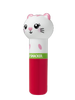 Lip Smacker | Lippy Pal Lip Balm - Kitten Water-Meow-lon - product angle view with cap fastened, with no background