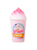 Lip Smacker | Frappe Cup Lip Balm - Fairy Pixie Dust - product front facing with cap fastened, with no background