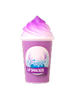Lip Smacker | Frappe Cup Lip Balm - Crystal Ball - product front facing with cap fastened, with no background