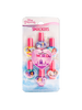Lip Smacker | Smackers Nail Collection - Disney - products front facing carded, with no background