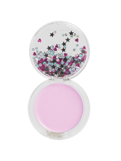 Lip Smacker | Smackers Sparkle and Shine - Twilight Sparkle - product front facing open, with no background