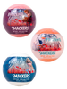 Lip Smacker | Smacker® Bath Bomb Frozen II Collection - Products front facing, no background