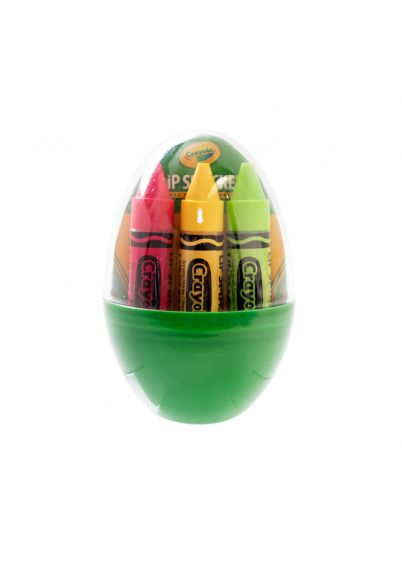 Crayola Egg Lip Balm Trio