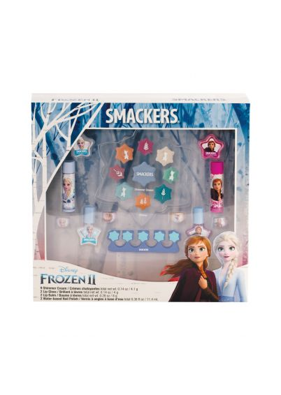 Disney Frozen Lip Balm, Lip Gloss, and Nail Polish set