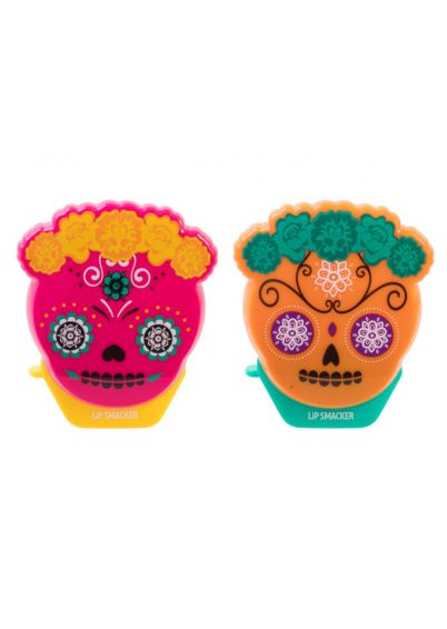 Day of the Dead Flip Balm 2 Pack Bundle - Tres Leches Cake and Passionfruit