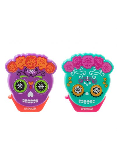 Day of the Dead Flip Balm 2 Pack Bundle - Chili Mango and Cinnamon Churro