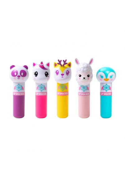 Lip Smackers Lippy Pal Holiday 5 Pack Lip Balm Collection