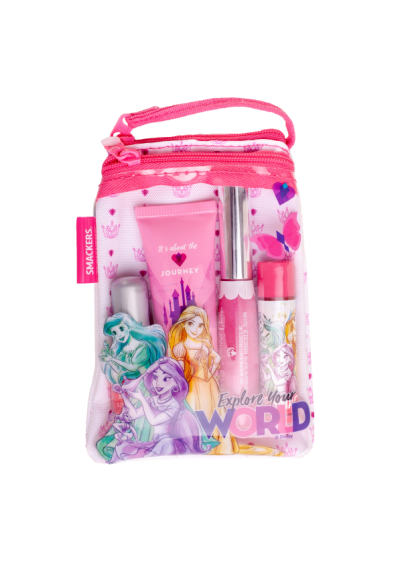 Lip Smackers Disney Princess Glam Bag