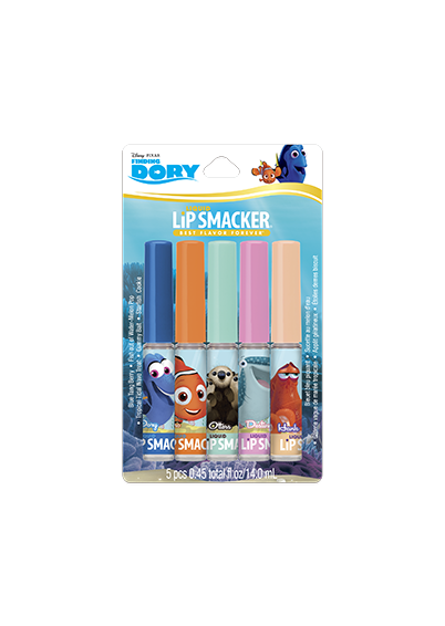 Finding Dory Liquid Lip Gloss Set