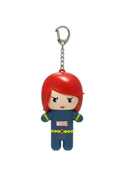 Marvel Super Hero Black Widow Lip Balm