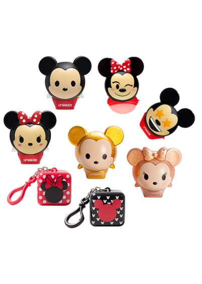 Lip Smackers Disney Mickey Loves Minnie  Lip Balm Collection