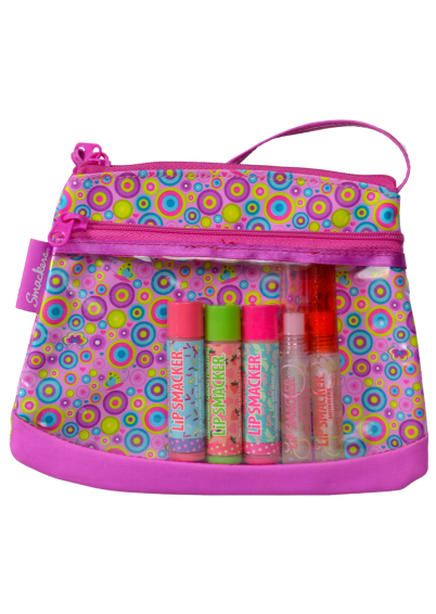 Springtime Favorites 5 pc Lip Collection Bag