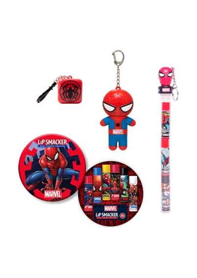 Spider-Man Lip Collection