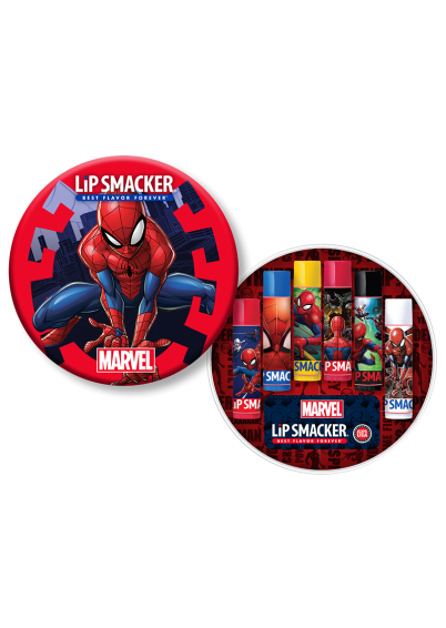 Spider-Man 6-piece Lip Balm Tin