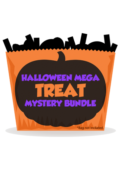 Halloween Mega Treat Mystery Bundle