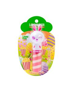 Spring Lippy Pal Swirl Lip Gloss - Bunny - Hopping Caramel Corn