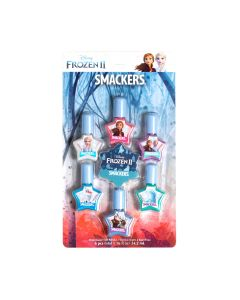 Smacker® 7 Piece Frozen II Nail Polish Set