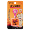 Lip Smacker | Halloween Cube Lip Balm - Minnie - Sour Tricky Treat - Product front facing with cap along side, with no background