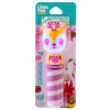 Lip Smacker | Lippy Pal Swirl Lip Gloss - Reindeer - Merry Merry Berry | Product front facing carded with cap fastenend, with no background