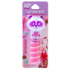 Lip Smacker | Lippy Pal Swirl Lip Gloss - Panda - Kiwi Berry Gum Drop | Product front facing carded with cap fastened, with no background