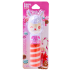 Lip Smacker | Lippy Pal Swirl Lip Gloss - Llama - Peach Jelly Bean | Product front facing carded with cap fastened, with no background