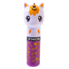 Lip Smacker | Halloween Lippy Pal - Unicorn - Spooky Strawberry - Product front facing with cap fastenend, with no background