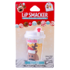 Lip Smacker | Holiday Beverage Cup - Reindeer - Reindeer Mocha | Product angled carded with cap fastenend, with no background