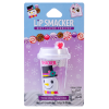 Lip Smacker | Holiday Beverage Cup - Snowman - Cocoa-ccino | Product carded angled cap fastenend, with no background