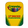 Lip Smacker | Crayola 3 Piece Lip Balm Tin - Product tin front facing cap fastenend, with no background