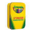 Lip Smacker | Crayola 3 Piece Lip Balm Tin - Product tin angled cap fastenend, with no background