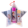 Lip Smacker | Disney 3 Piece Star Ornament - Frozen II - Product front facing in ornament with cap fastenend, with no background