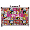 Lip Smacker | Disney Princess Train Case - Product side case viiew closed , with no background