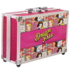 Lip Smacker | Disney Princess Train Case - Product angled case closed, with no background