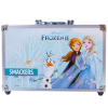 Lip Smacker | Disney Frozen II Train Case | Product front facing case side closed, with no background