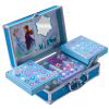 Lip Smacker | Disney Frozen II Train Case | Product case angled open, with no background