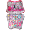 Lip Smacker   Disney Princess Weekender Bag   Product front facing bag open, with no background