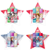 Lip Smacker | Star Ornament Lip Balm Collection - Products front facing cpas fastenend in ornament, with no background