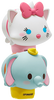 Lip Smacker | Tsum Tsum Duo- Dumbo & Marie - products stacked angle view with cap fastened, with no background