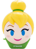 Lip Smacker   Disney Emoji Lip Balm - Tinker Bell - #FeistyLemon - product front facing with cap fastened, with no background